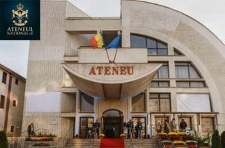 Salonul Marilor Romani de la Ateneul National din Iasi va cuprinde o galerie dedicata marilor duhovnici si teologi romani