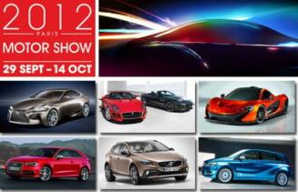 Salonul auto de la Paris: Ce masini noi vor fi prezentate (Video)