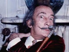 Salvador Dali s-ar putea sa fi lasat in urma un copil - proces de paternitate deschis in Spania