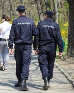 Salvamontista batuta in bar: Jandarmul care nu a intervenit s-a ales cu dosar penal
