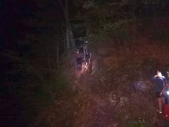 Salvamontisti din Busteni cauta trei persoane ratacite in padure, intre cabanele Diham si Gura Diham