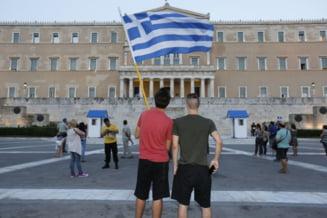 Salvare sau executie pentru Grecia? Criza din Elada, prin ochii unei romance