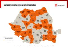 Salvati Copiii: Rata mortalitatii infantile din Romania ramane de doua ori mai mare decat cea a Uniunii