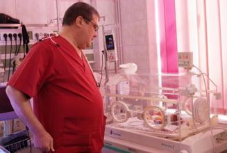 Salvati Copiii avertizeaza: Maternitatile sunt subfinantate, iar Romania e pe primul loc in UE la mortalitate infantila