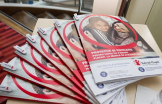 Salvati Copiii se revolta impotriva legii PSD care modifica regulile pentru ONG-uri