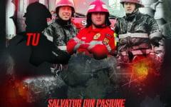 """Salvatori din pasiune. Seful ISU Mures: """"Meseria de pompier este cea mai nobila meserie si nimic nu poate fi mai placut decat satisfactia salvarii unei vieti"""""""