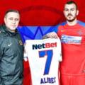 Salvatorul mai intarzie: Cum a jucat Denis Alibec la debutul pentru Steaua
