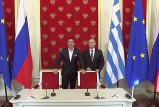 Salveaza Rusia Grecia din criza? Anuntul facut de la Moscova
