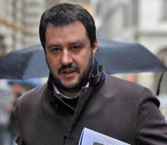 Salvini risca 15 ani de inchisoare, intr-un proces pentru sechestrare de migranti