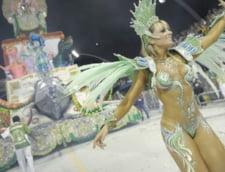 Samba, fete frumoase si veselie la Carnavalul de la Rio (Galerie Foto)