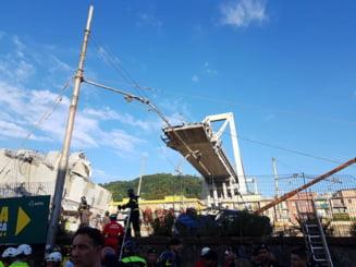 Sambata a fost declarata zi de doliu national in Italia, dupa prabusirea autostrazii. Cat au scazut actiunile Autostrade per l'Italia