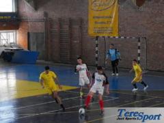 Sambata va incepe Campionatul de fotbal in sala de la Alexandria. Va prezentam programul meciurilor si ora de disputare