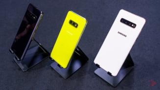 Samsung Galaxy S10 vine cu 10 premiere si 10 superlative