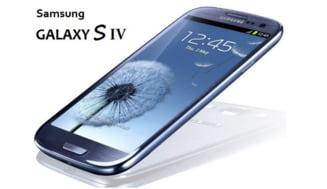 Samsung Galaxy S4, telefonul de senzatie care ameninta iPhone (Video)