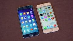 Samsung Galaxy S6 e mai tare ca iPhone 6?