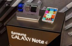 Samsung a lansat Galaxy Note 4 si ceasul inteligent Galaxy Gear in Romania - cat costa