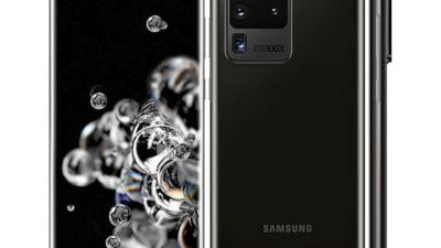Samsung a prezentat seria Galaxy S20 si telefonul pliabil Galaxy Z Flip