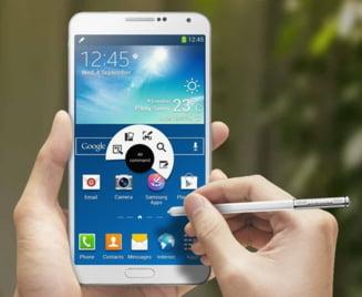 Samsung lanseaza bestia: Galaxy Note 4, rezolutie de 1440 x 2560 pixeli (Video)