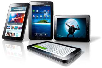 Samsung lanseaza o noua versiune Galaxy Tab