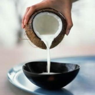 Sanatate curata, in uleiul de nuca de cocos
