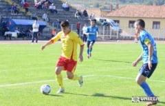 Sanatatea Cluj - Metalurgistul Cugir, in etapa a 8-a a Ligii a 3-a, 1-5 (1-2) *A doua victorie consecutiva
