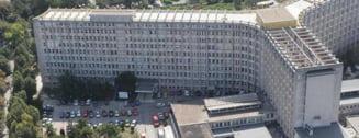 Sanctiuni la Spitalul de Urgenta Constanta, dupa ce Pintea a mers noaptea in control