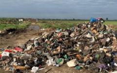Sanctiuni pentru deseurile abandonate in zona cartierului Slobozia Noua
