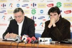 Sandu: Cer scuze suporterilor pentru rezultatul meciului cu Lituania