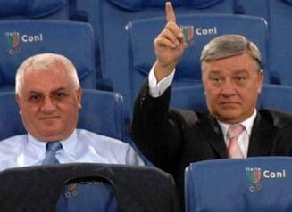 Sandu si Dragomir, la DNA: Greii fotbalului, urmariti penal!