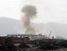 Sange american varsat in Afganistan: Baza militara atacata, soldati ucisi