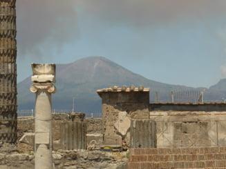 Sangele le-a fost vaporizat, capetele au explodat - noi concluzii despre cum au murit oamenii cand a erupt Vezuviul