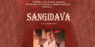 Sangidava: Contributii inedite la cunoasterea istoriei si spiritualitatii din arealul Muresului Superior