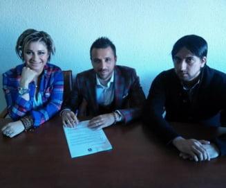 Sanmartean a semnat cu Steaua