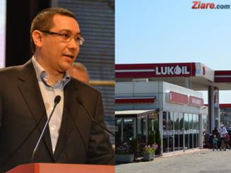 Santajul Lukoil si smerenia lui Victor Ponta (Opinii)