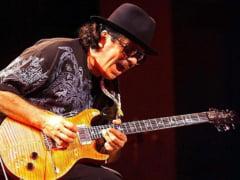 Santana si-a cerut iubita in casatorie in timpul unui concert (Video)