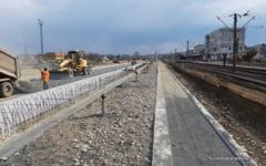Santierele feroviare uriase din Romania. Cat au lucrat constructorii caii ferate pe care trenurile vor circula cu 160 km/h