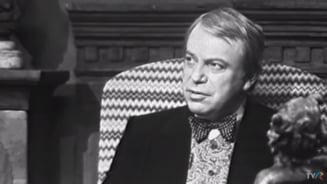 "Saptamana Octavian Cotescu. Actorul, omagiat online la Teatrul ""Bulandra"""