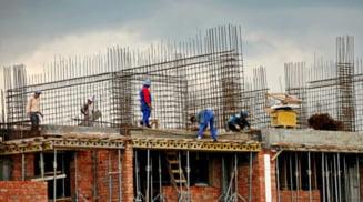 Sapte angajati la negru pe doua santiere de constructii din Slatina si Draganesti Olt