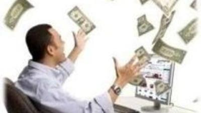 cautand un om bogat)