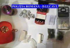Sapte persoane retinute de DIICOT Neamt. Suspectii erau principalii furnizori de droguri si substante psihoactive din judet VIDEO