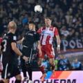 Sapte suporteri din Muntenegru, care au fost la Belgrad, la meciul Partizan - Steaua Rosie, infectati cu coronavirus
