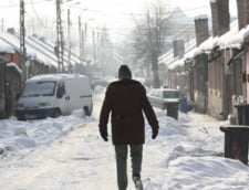 Saracia in Romania, in Kurier: Fiecare al doilea copil traieste in saracie in Romania