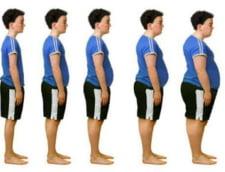 Saracia ne face obezi: 40% din copiii romani sunt supraponderali