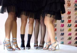 Sarah Jessica Parker si-a deschis magazin de pantofi creatie proprie, in Manhattan