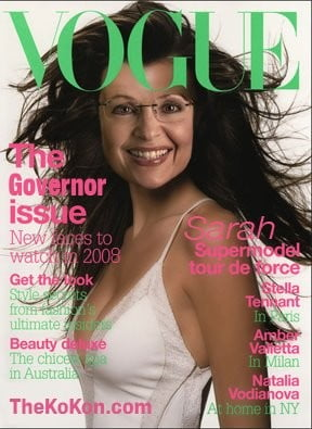 Sarah Palin, fashion-icon pentru femeile din America