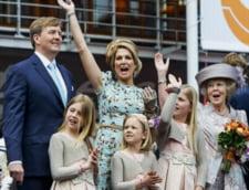 Sarbatoare in premiera in Olanda: Ziua Regelui