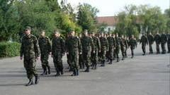 Sarbatoare la Academia Fortelor terestre Nicolae Balcescu