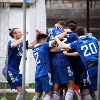 Sarbatoare la Craiova. Echipa lui Adrian Mititelu a promovat in Liga 1