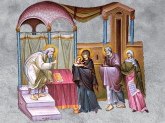 Sarbatoare religioasa 2 februarie: Intampinarea Domnului