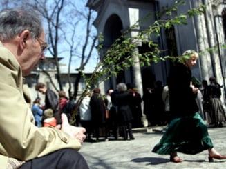 Sarbatoarea Floriilor, in lumea crestina si in Romania